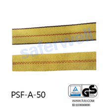 2 inch(50mm) 10000lbs Polyester webbing for ratchet tie down, 100% high tenacity industrial polyester yarn