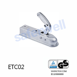 50mm ball size 1500kg European Trailer Coupler