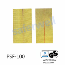 4 inch(100mm) 10T Polyester webbing for ratchet tie down, 100% high tenacity industrial polyester yarn