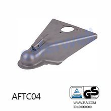 General Chrome Steel Types Of American Trailer Couplers