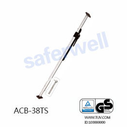 38mm Tube with Spring Aluminum Cargo Bar Standard
