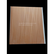 V groove PVC wall panel