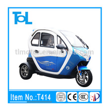 1500W 60V 3 wheel electric car