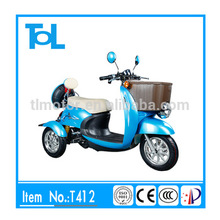 China made 60v two seat electric mobility tricycle