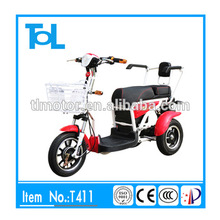 unfoldable lightweight cheap 3 wheel electric tricycle for handicapped