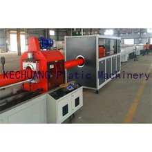 MPP power pipe production line