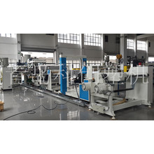 plastic sheet making machinery