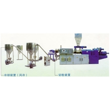 PVC pipe making machinery