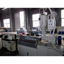 plastic sheet production line     Plastic sheet machine