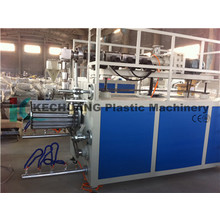extruder manufacturers         Plastic sheet Extrusion Line