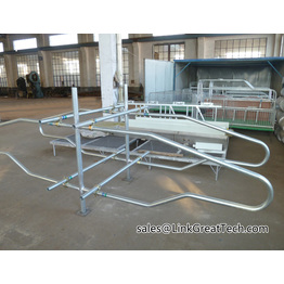 Cattle Free Stall CH-008