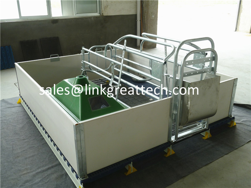 Product The High Quality Single Sows Farrowing Crate Pig