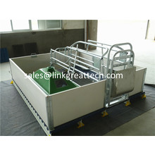 The high quality single sows farrowing crate