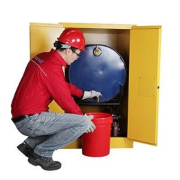 55 Gallon Flammable Drum Storage Cabinets