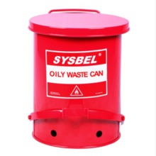 Oily Waste Can Rag Disposal Containers