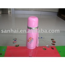 vacuum bullet type bottle