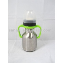Stainless Steel water bottle.