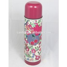Double Walled Vacuum Flask full printing