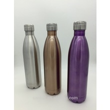 Hot sale 1L stainless steel vacuum flask for camping JS-001