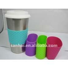 single wall stainless steel mugs