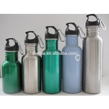 sports water bottle stainless steel for promotion
