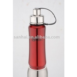 double wall vacuum bottle