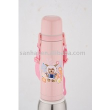 stainless steel bullet type bottle