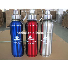 double wall stainless steel vacuum insulated vererage bottle