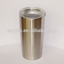 double wall stainless steel Rambler Tumbler