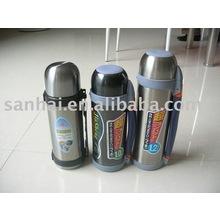 vacuum thermos satinless steel