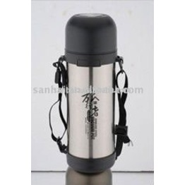 stainless steel vacuum travel pot