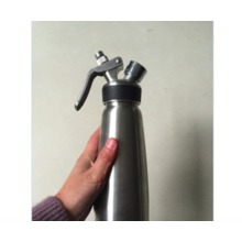 0.5L stainless steel cream whipper dispenser
