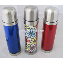 Stainless steel vacuum cup thermos Bullrt head insulation Cup Vacuum flask