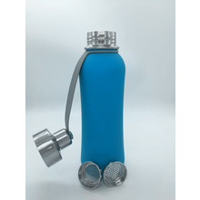750ml  double wall 304 stainless steel vacuum bottle