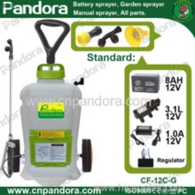 12L Russia Mobile Battery Sprayer