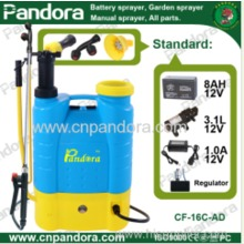 Two In One Battery & Manual Sprayer