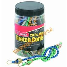 20PC Mini Stretch Cords