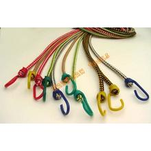 Hot Selling Round Shape Bungee Cord With Metal Hook (HM-C8001)