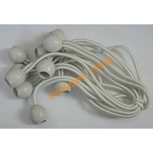 White Elastic Bungee Ball, OEM Orders Are Welcome