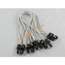 Factory Elastic Bungee Cord With One Plastic Hook
