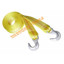 Car Tow Rope, Steel Cable Tow Rope, Ermergency Wire Rope Manufacture