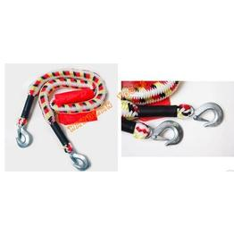 Low Price Promotional Car Tow Rope With Strong Hooks