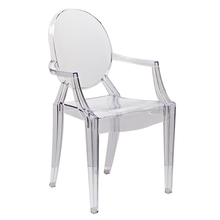 124-APC Lius Chair for Sale Transparent Ghost Chair