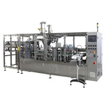 China New Design Kcup with Filter Thermo-sealing and Ultrasoni Sealing Machine / Welded Machine
