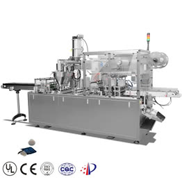 China Pod Capsule Coffee Production Pod Coffee Filling and Sealing Machine Factory