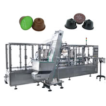 Customized China Most Popular High Speed Dolce Gusto Coffee Filling Sealing Machine Factories