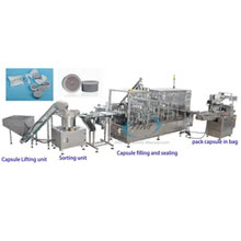 China Best Customized Lavazza Point Coffee Filling Sealing Machine Manufactures