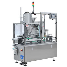coffee pod sealer machine   coffee pod manufacturing machine