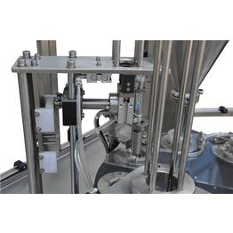 coffee pod sealer  coffee pod filling machine