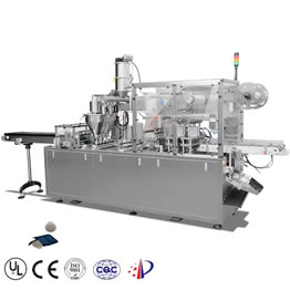 coffee pod filling machine